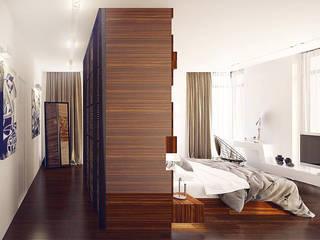 Modern style bedroom by Shtantke Interior Design Modern