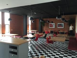 Oficinas GCK de Urbyarch Arquitectura / Diseño Moderno