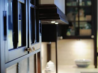 ARTEMA PRACOWANIA ARCHITEKTURY WNĘTRZ Rustic style kitchen