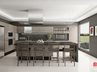 Kitchen by Estudio Meraki            , Modern