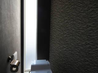 お手洗い クラシックスタイルの お風呂・バスルーム の atelier m クラシック