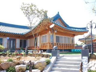장흥리 한옥마을: 금송건축의  주택