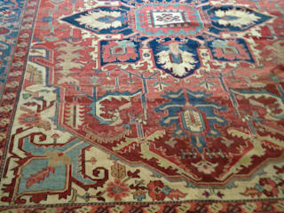 Rugs:   by The Rug Studio