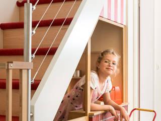 uniQ Corridor, hallway & stairsStairs