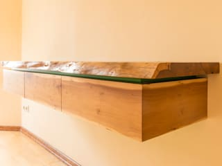 Sideboard in Eibe: modern  von uniQ ,Modern
