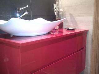 :  de estilo  de Arte en baño