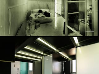 Antes - después:  de estilo  de Pablo Echávarri Arquitectura