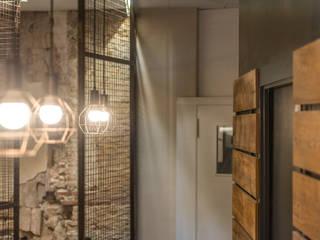 Tapeo en Tabarlot   Batua Interiores Creativos Bares y clubs de estilo industrial de Batua Interiores Creativos Industrial