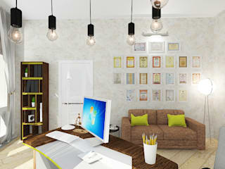 Study/office by Design Rules