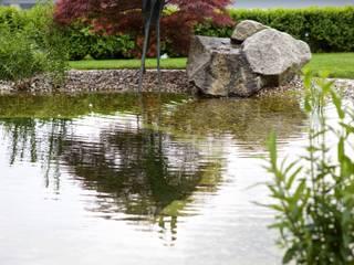 Gartenanlage eines Kunden von Langeder Gartenharmonie Klassisch