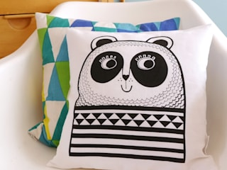 Cushions:   by Jane Foster