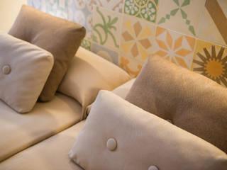 Hostal Mare Nostrum   Batua Interiores Creativos Hoteles de estilo mediterráneo de Batua Interiores Creativos Mediterráneo