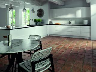 Lacarre Pronto Gloss White Kitchen:  Kitchen by Kree8
