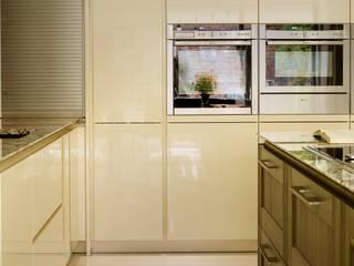 MR & MRS YAFFE'S KITCHEN:  Kitchen by Diane Berry Kitchens