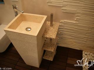 Modern style bathrooms by Shock-Id Modern