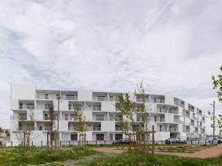 Le Zéphyr:  de style  par LAURENS&LOUSTAU architectes