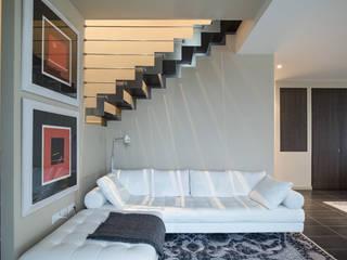 Proposte soggiorni: Soggiorno in stile in stile Moderno di Geometrie Arredamenti