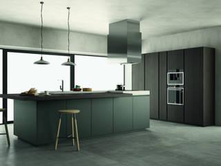 Projekty,  Kuchnia zaprojektowane przez doimo cucine