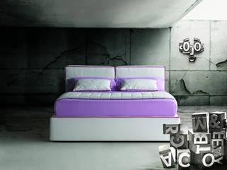 Bed Guadalupe:  in stile  di Milano Bedding
