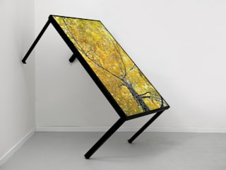 art.is.table di arcHITects srl Moderno