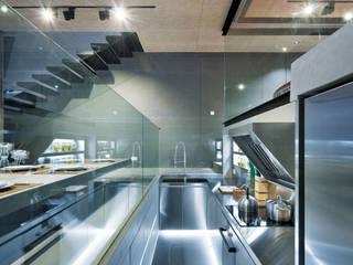Millimeter Interior Design Limited Moderne Küchen