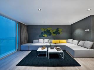 Modern living room by Millimeter Interior Design Limited Modern