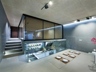 Nowoczesna kuchnia od Millimeter Interior Design Limited Nowoczesny