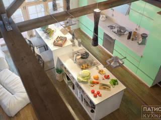 kitchens: Кухни в . Автор – Дмитрий Каючкин, Модерн
