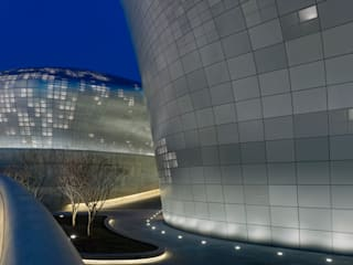 Dongdaemun Design Plaza Modern conference centres by Zaha Hadid Architects Modern