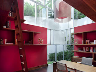 modern Dining room by Pascal Arquitectos