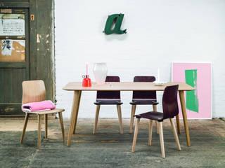 Stuhl & Tisch Malmö von TON Skandinavisch