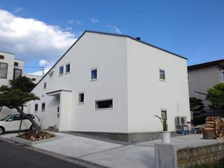 神子島肇建築設計事務所 Rumah Modern