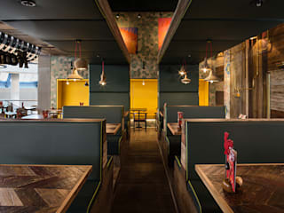 Nando's Lakside by Moreno Masey Eclectic