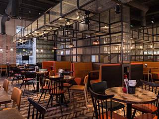 GBK Glasgow Industriële gastronomie van Moreno Masey Industrieel