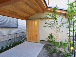 五藤久佳デザインオフィス有限会社 Eclectic style garden