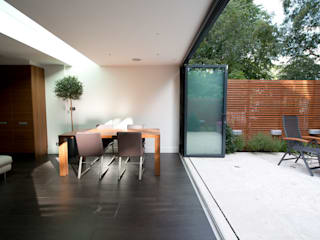 St John's Wood Town House DDWH Architects Living room