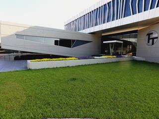Jardin moderne par asis mimarlık peyzaj inşaat a.ş. Moderne