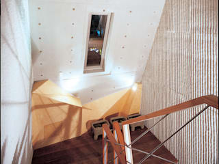 Modern Corridor, Hallway and Staircase by 국민대학교 Modern