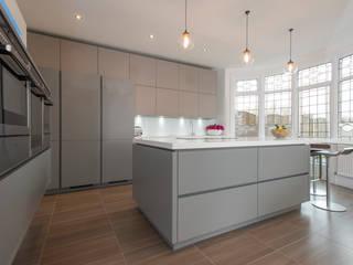 Mr & Mrs Hopkins Modern kitchen by Diane Berry Kitchens Modern