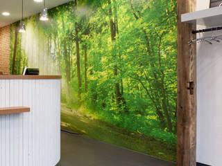 Friseurmeisterin geht neue Wege in der Lüneburger Heide Ausgefallene Geschäftsräume & Stores von Interiordesign - Susane Schreiber-Beckmann gestaltet Räume. Ausgefallen
