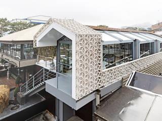 Нейронная сеть: Дома в . Автор – Concrete jungle