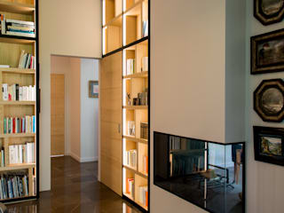 Minimalist living room by oPenWall Minimalist