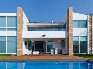 Casa Altavista Albercas modernas de Excelencia en Diseño Moderno