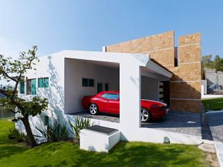 Casa Altavista Garajes modernos de Excelencia en Diseño Moderno