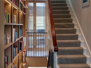 Aberdeen Park ReDesign London Ltd Modern corridor, hallway & stairs