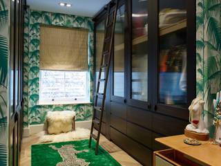 Aberdeen Park ReDesign London Ltd Closets de estilo moderno