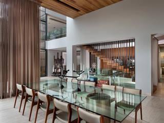 Comedores de estilo  por C Cúbica Arquitectos