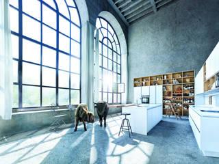 modern Kitchen by Tinnemans Keukens
