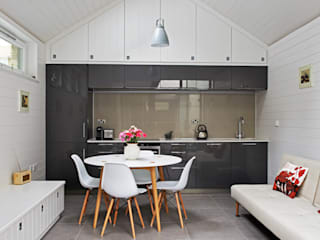 Kitchen by E2 Architecture + Interiors, Modern