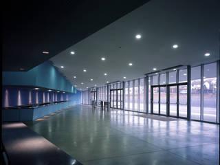 Le Prisme Concert Hall, Aurillac:  Event venues by Brisac Gonzalez Architects